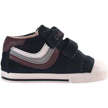Schoenen Kinderen Lage sneakers Chicco 01060434 Blauw