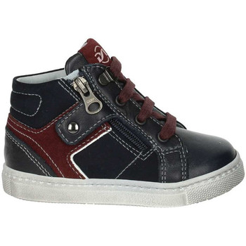 Schoenen Kinderen Hoge sneakers Nero Giardini A823210M Blauw