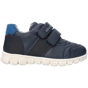 Schoenen Kinderen Lage sneakers Nero Giardini A823300M Blauw