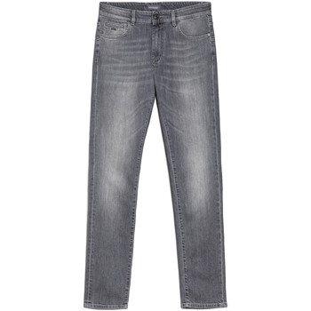 Textiel Heren Skinny jeans NeroGiardini E070610U Grijs