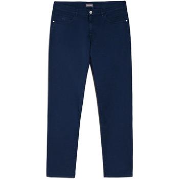 Textiel Heren Chino's NeroGiardini E070630U Blauw