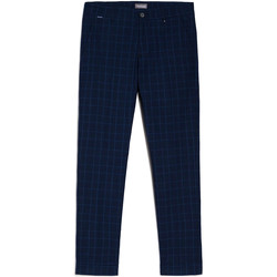 Textiel Heren Chino's NeroGiardini E070682U Blauw