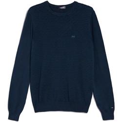 Textiel Heren Truien NeroGiardini E074600U Blauw