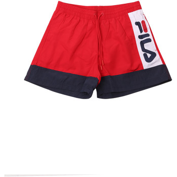 Textiel Heren Zwembroeken/ Zwemshorts Fila 687743 Rood