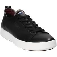 Schoenen Heren Lage sneakers Blauer 8SAUSTINXL01/LEA Zwart