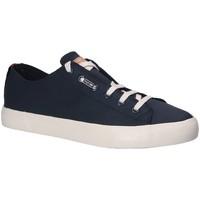 Schoenen Heren Lage sneakers Tommy Hilfiger FM0FM01318 Blauw
