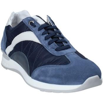 Schoenen Heren Lage sneakers Exton 661 Blauw