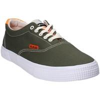 Schoenen Heren Lage sneakers Gas GAM810160 Groen