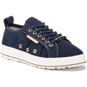 Schoenen Dames Lage sneakers Lumberjack SW56905 003 C01 Blauw