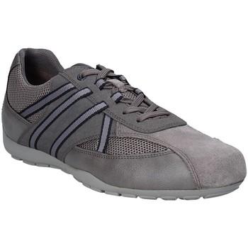 Schoenen Heren Lage sneakers Geox U923FB 0AU14 Grijs