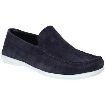 Schoenen Heren Mocassins Impronte IM91080A Blauw