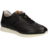 Schoenen Heren Lage sneakers Maritan G 140658 Zwart