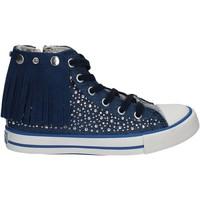 Schoenen Kinderen Hoge sneakers Lulu LV010074T Blauw
