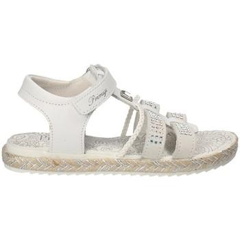Schoenen Meisjes Sandalen / Open schoenen Primigi 1431111 Wit
