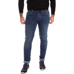 Textiel Heren Skinny Jeans Gas 351276 Blauw