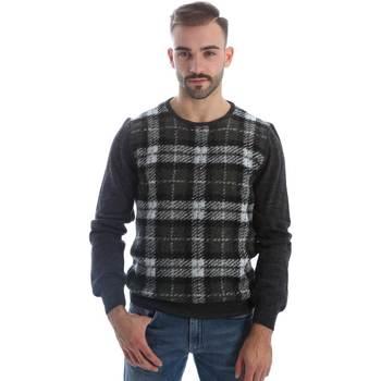 Textiel Heren Truien Gaudi 62FU50157 Grijs