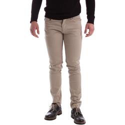 Textiel Heren 5 zakken broeken Sei3sei 02396 Beige