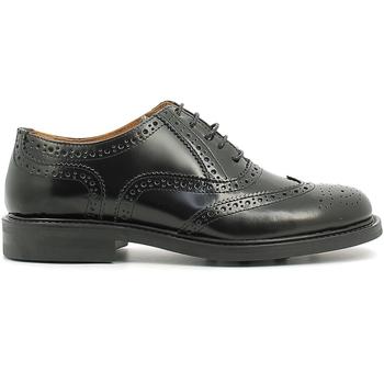 Schoenen Heren Derby Rogers 9511A Zwart
