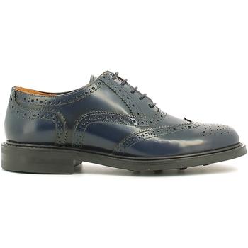 Schoenen Heren Derby Rogers 9511A Blauw