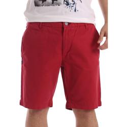 Textiel Heren Korte broeken / Bermuda's Gaudi 71BU25028 Rood