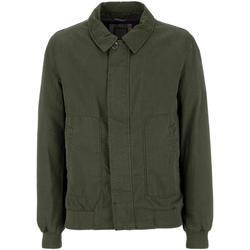Textiel Heren Wind jackets Geox M7220P T2324 Groen