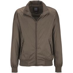 Textiel Heren Wind jackets Geox M7220X T2163 Bruin