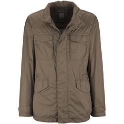 Textiel Heren Parka jassen Geox M7220Y T2163 Bruin