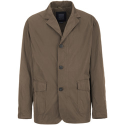 Textiel Heren Jasjes / Blazers Geox M7221A T2317 Bruin
