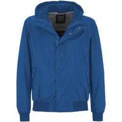 Textiel Heren Wind jackets Geox M7221D T2381 Blauw