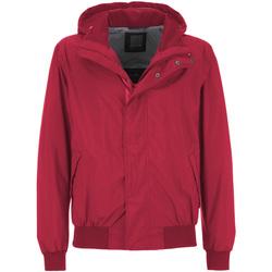 Textiel Heren Wind jackets Geox M7221D T2381 Rood