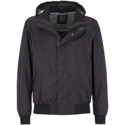 Textiel Heren Wind jackets Geox M7221D T2381 Zwart