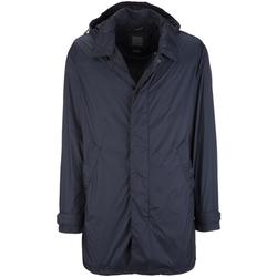 Textiel Heren Windjack Geox M7221X T2163 Blauw