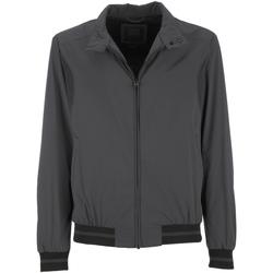 Textiel Heren Wind jackets Geox M7223E T2334 Grijs