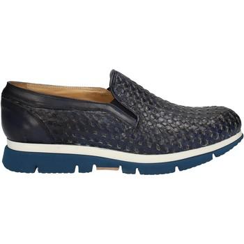 Schoenen Heren Mocassins Rogers RUN14 Blauw