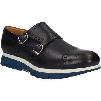 Schoenen Heren Derby Rogers RUN09 Blauw