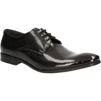 Schoenen Heren Derby Rogers 9235A Zwart