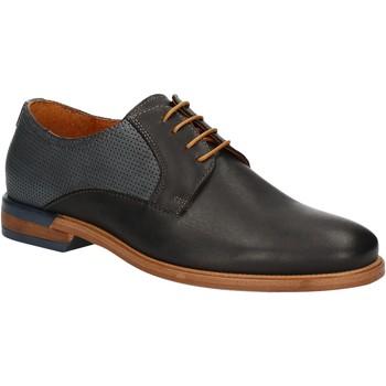 Schoenen Heren Derby Rogers 2268B Blauw