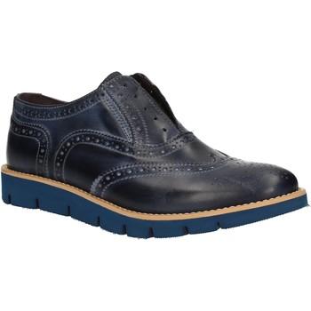Schoenen Heren Derby Rogers 1480B Blauw