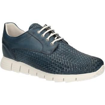 Schoenen Heren Lage sneakers Exton 338 Blauw