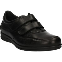 Schoenen Heren Derby Baerchi 3805 Zwart