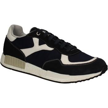 Schoenen Heren Lage sneakers Keys 3063 Blauw