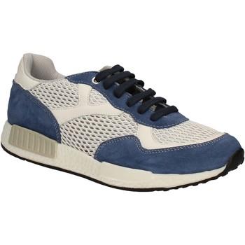 Schoenen Heren Lage sneakers Keys 3065 Blauw