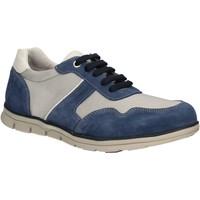 Schoenen Heren Lage sneakers Keys 3071 Blauw
