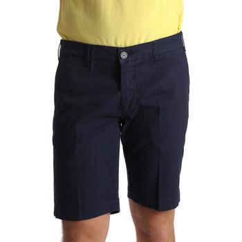 Textiel Heren Korte broeken / Bermuda's Sei3sei PZV132 7182 Blauw