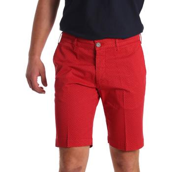 Textiel Heren Korte broeken / Bermuda's Sei3sei PZV132 71336 Rood
