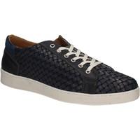 Schoenen Heren Lage sneakers Keys 3027 Blauw