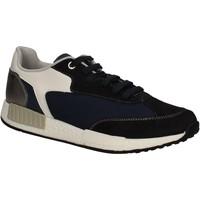 Schoenen Heren Lage sneakers Keys 3061 Blauw