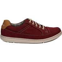 Schoenen Heren Lage sneakers Rockport BX1667 Rood