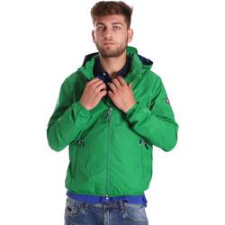 Textiel Heren Windjack U.S Polo Assn. 38275 43429 Groen
