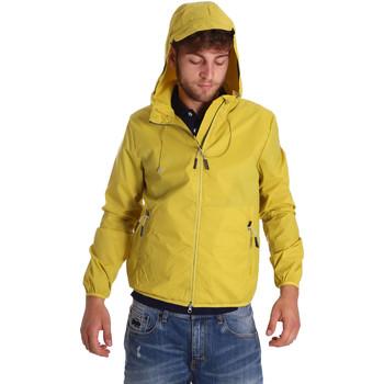 Textiel Heren Windjack U.S Polo Assn. 38275 43429 Geel